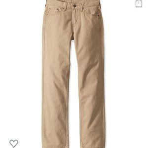 Levi's Men's 514 Straight Twill Pant